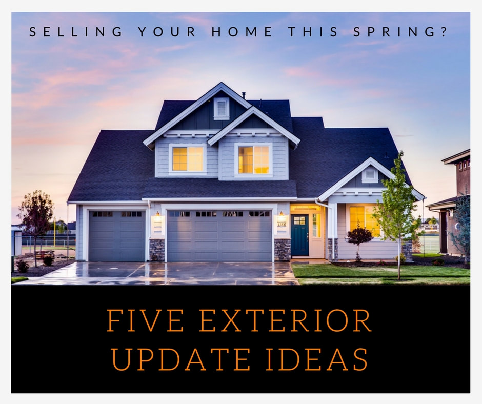 Five exterior updates if selling home